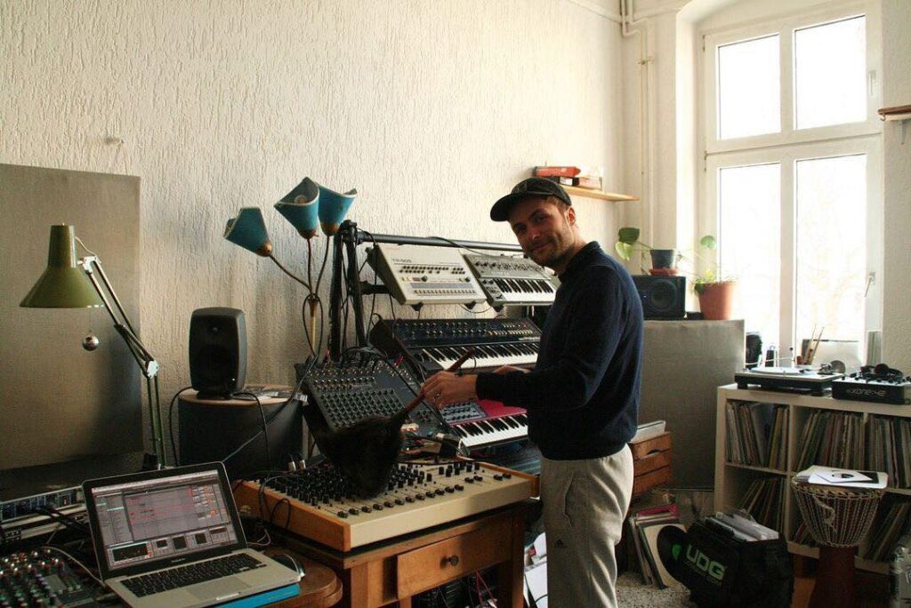 Picture from Benedikt Frey